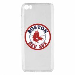Чохол для Xiaomi Mi5/Mi5 Pro Boston Red Sox