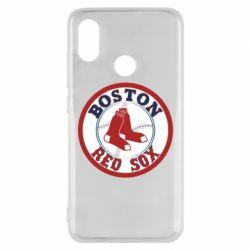 Чохол для Xiaomi Mi8 Boston Red Sox