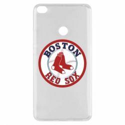 Чохол для Xiaomi Mi Max 2 Boston Red Sox