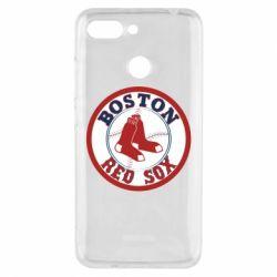 Чохол для Xiaomi Redmi 6 Boston Red Sox