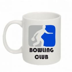 Кружка 320ml Bowling Club - FatLine
