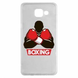Чехол для Samsung A5 2016 Box Fighter