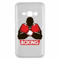 Чехол для Samsung J1 2016 Box Fighter