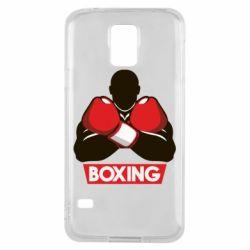 Чехол для Samsung S5 Box Fighter
