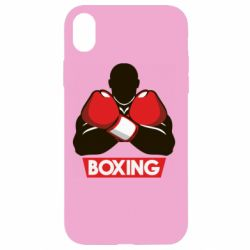 Чехол для iPhone XR Box Fighter