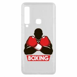 Чехол для Samsung A9 2018 Box Fighter