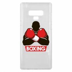 Чехол для Samsung Note 9 Box Fighter