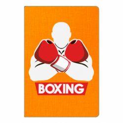 Блокнот А5 Box Fighter