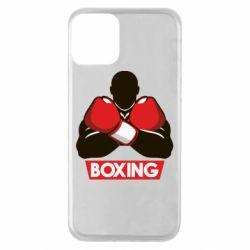 Чехол для iPhone 11 Box Fighter