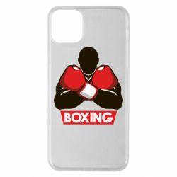 Чехол для iPhone 11 Pro Max Box Fighter