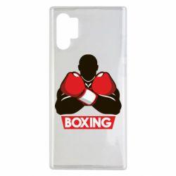 Чехол для Samsung Note 10 Plus Box Fighter