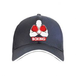 Кепка Box Fighter - FatLine