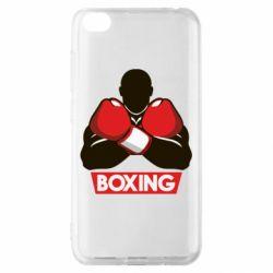 Чехол для Xiaomi Redmi Go Box Fighter
