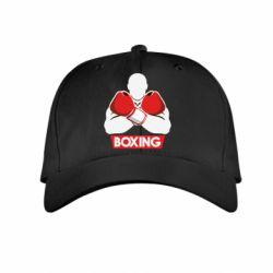 Детская кепка Box Fighter - FatLine