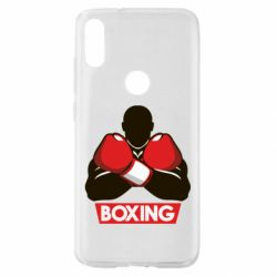 Чехол для Xiaomi Mi Play Box Fighter