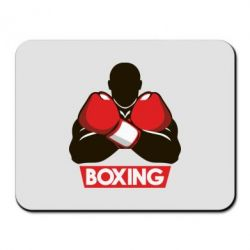 Коврик для мыши Box Fighter - FatLine