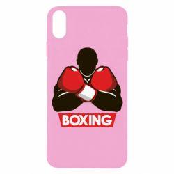 Чехол для iPhone X/Xs Box Fighter
