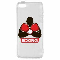 Чехол для iPhone5/5S/SE Box Fighter
