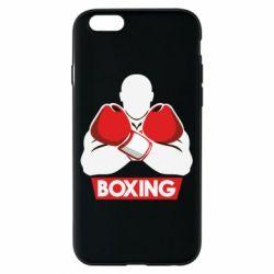 Чехол для iPhone 6/6S Box Fighter