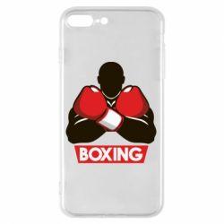 Чехол для iPhone 7 Plus Box Fighter