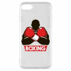 Чехол для iPhone 8 Box Fighter