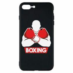 Чехол для iPhone 8 Plus Box Fighter