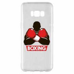 Чехол для Samsung S8+ Box Fighter