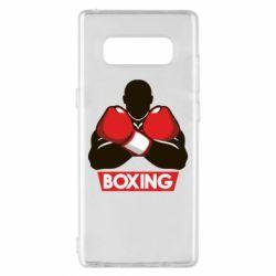 Чехол для Samsung Note 8 Box Fighter
