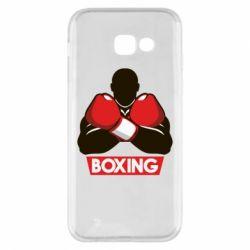 Чехол для Samsung A5 2017 Box Fighter