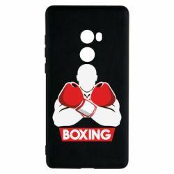 Чехол для Xiaomi Mi Mix 2 Box Fighter