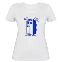 Жіноча футболка Box