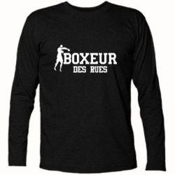 Купить Футболка с длинным рукавом Boxeur Des Rues, FatLine