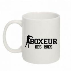 Купить Кружка 320ml Boxeur Des Rues, FatLine