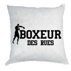 Подушка Boxeur Des Rues, FatLine  - купить со скидкой