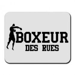 Купить Коврик для мыши Boxeur Des Rues, FatLine