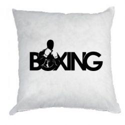 Подушка Boxing Art - FatLine