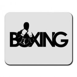 Коврик для мыши Boxing Art - FatLine