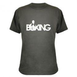 Камуфляжная футболка Boxing Art - FatLine