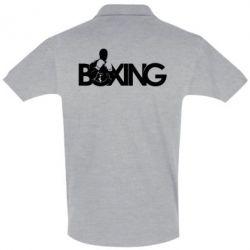 Футболка Поло Boxing Art - FatLine