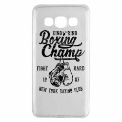 Чохол для Samsung A3 2015 Boxing Champ