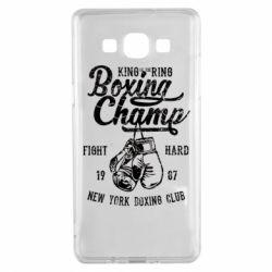 Чохол для Samsung A5 2015 Boxing Champ