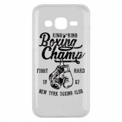 Чохол для Samsung J2 2015 Boxing Champ