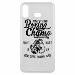 Чохол для Samsung A6s Boxing Champ