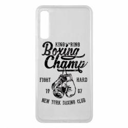 Чохол для Samsung A7 2018 Boxing Champ