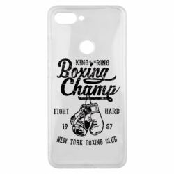 Чохол для Xiaomi Mi8 Lite Boxing Champ