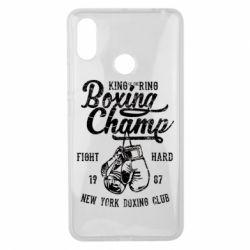 Чохол для Xiaomi Mi Max 3 Boxing Champ