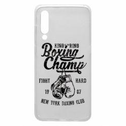 Чохол для Xiaomi Mi9 Boxing Champ