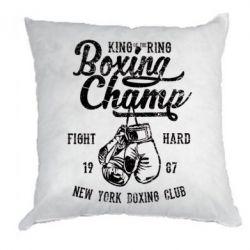 Подушка Boxing Champ
