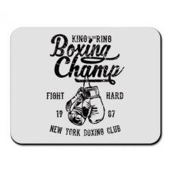 Килимок для миші Boxing Champ