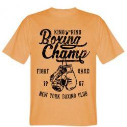 Чоловіча футболка Boxing Champ
